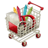 check out shopping cart